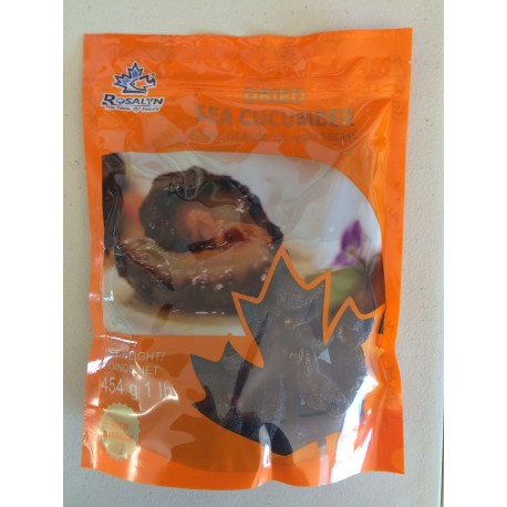 Dried Sea Cucumber package